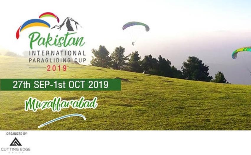 Pakistan International Paragliding Cup 2019