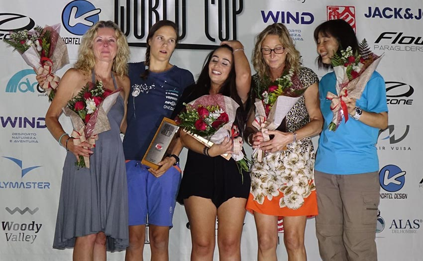 PWC 2019 Brazil women podium