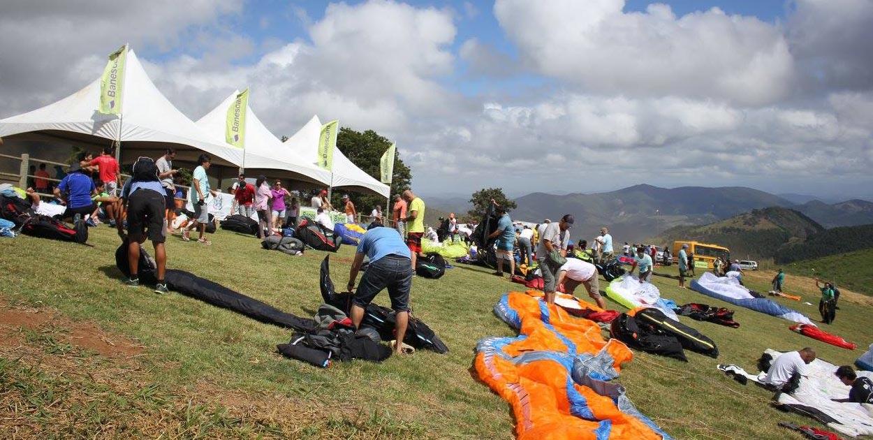 4th FAI Pan-American Paragliding Championship @ Baixo Guandu | State of Espírito Santo | Brazil