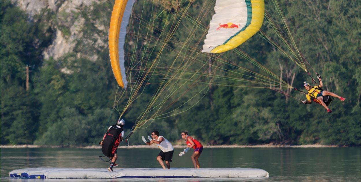 3rd FAI World Paragliding Aerobatic Championship @ Trasaghis | Friuli-Venezia Giulia | Italy