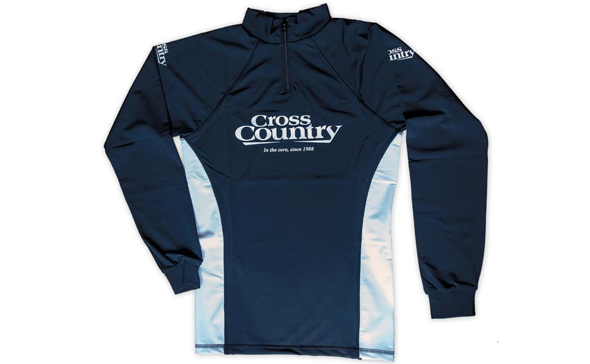 Cross Country speed top