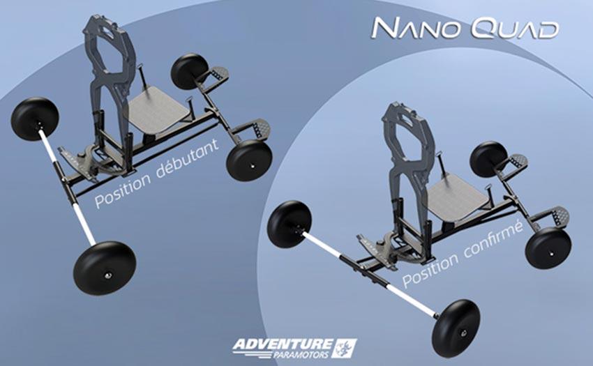 Nano Quad trike