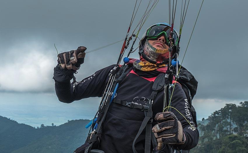 Launching during a PWC