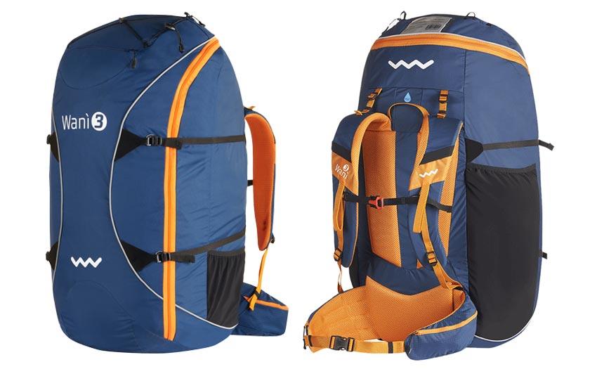 Woody Valley Wani 3 rucksack