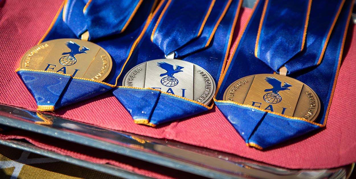 FAI medals