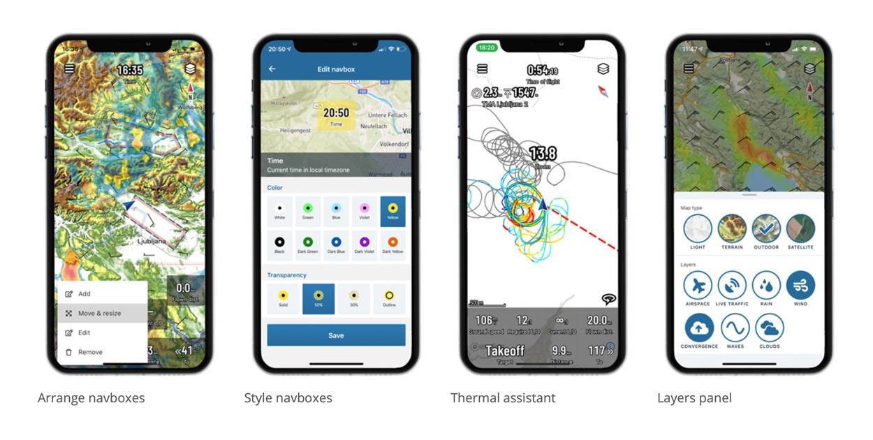 SeeYou Navigator app