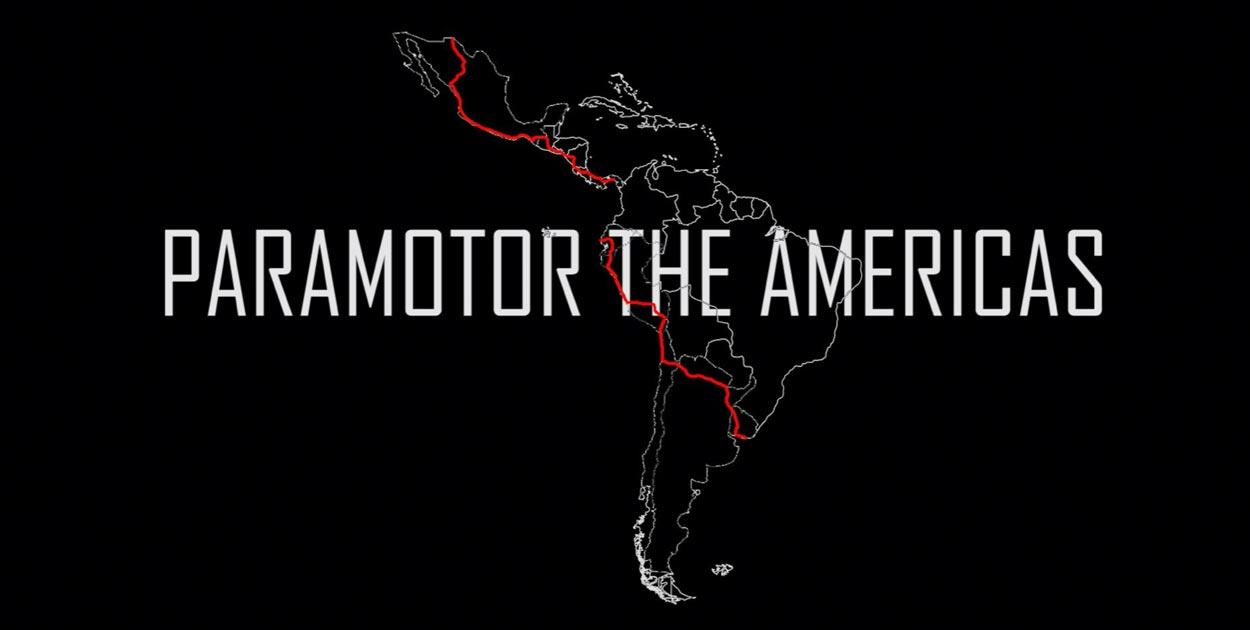 Paramotor the Americas