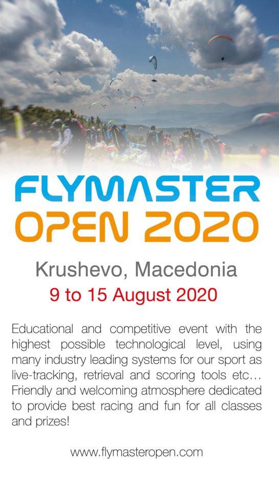 Flymaster Open 2020