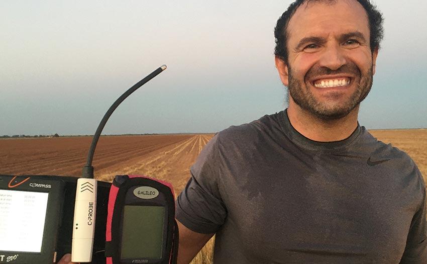 Sebastien Kayrouz, 500km USA paraglider pilot