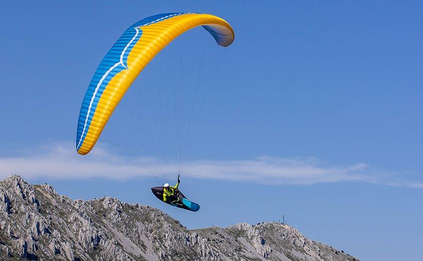 Ozone Gliders Delta 4 review