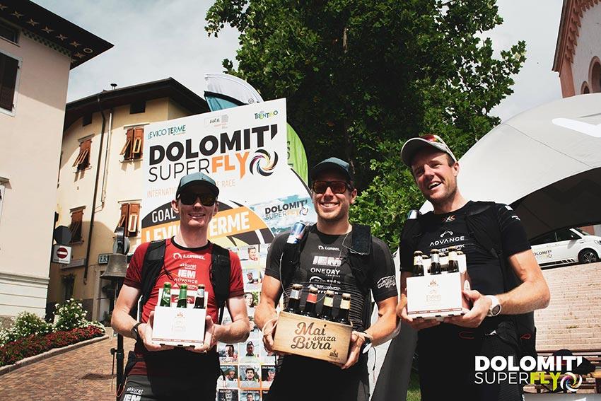 Dolomiti Super Fly winners