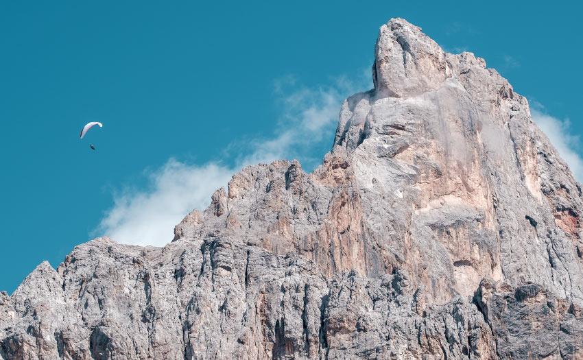 The Dolomiti SuperFly 2020. Photo: Galvagni Graziano