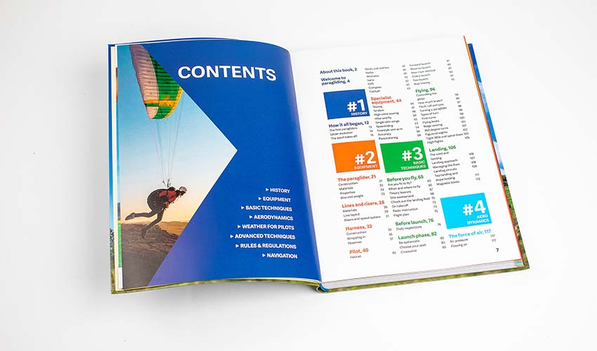 Paragliding The Beginners Guide Contents