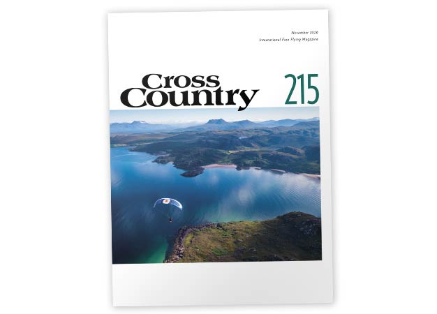 Cross Country 215 November 2020