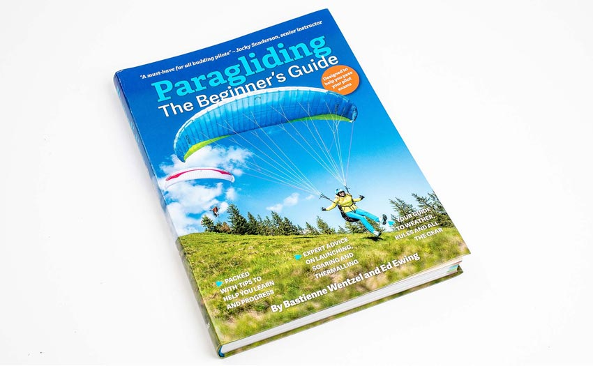 Beginners Guide to Paragliding