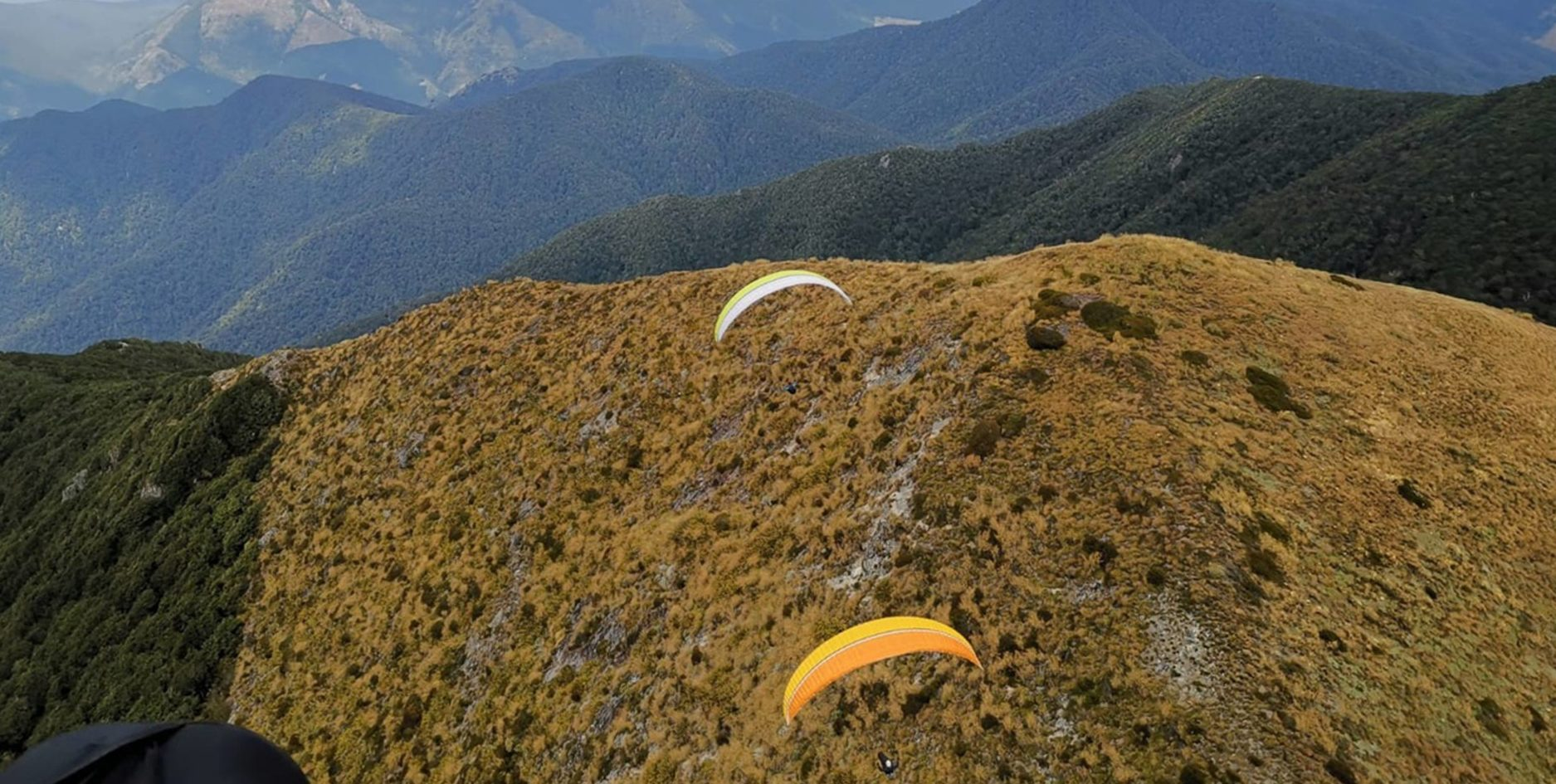 New Zealand paragliding Nationals