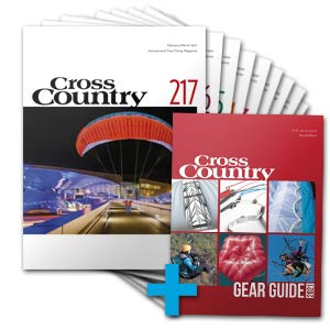 Cross Country Magazine and a free Gear Guide
