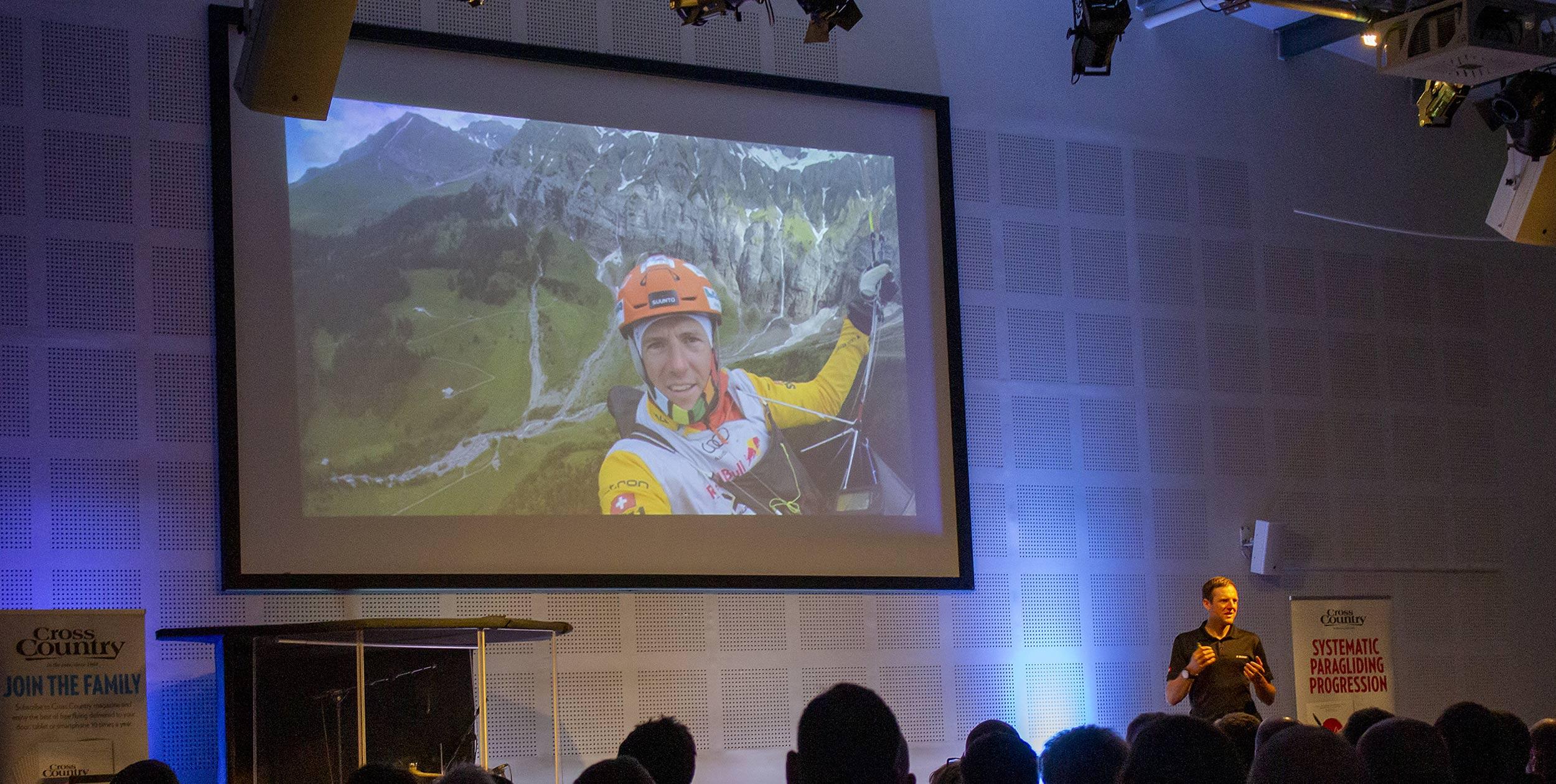 Chrigel Maurer presentation