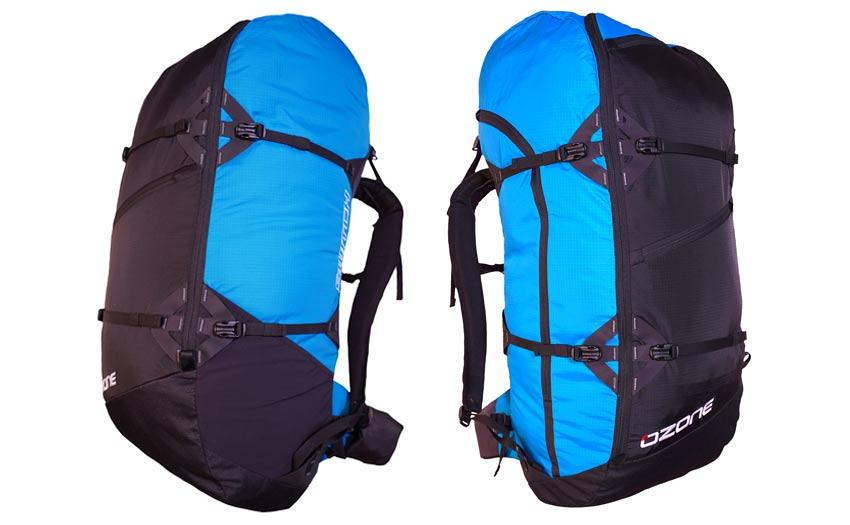 Ozone Switch paraglider rucksack