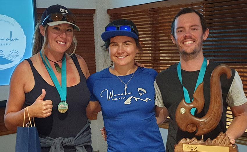 Wanaka Hike and Fly winners