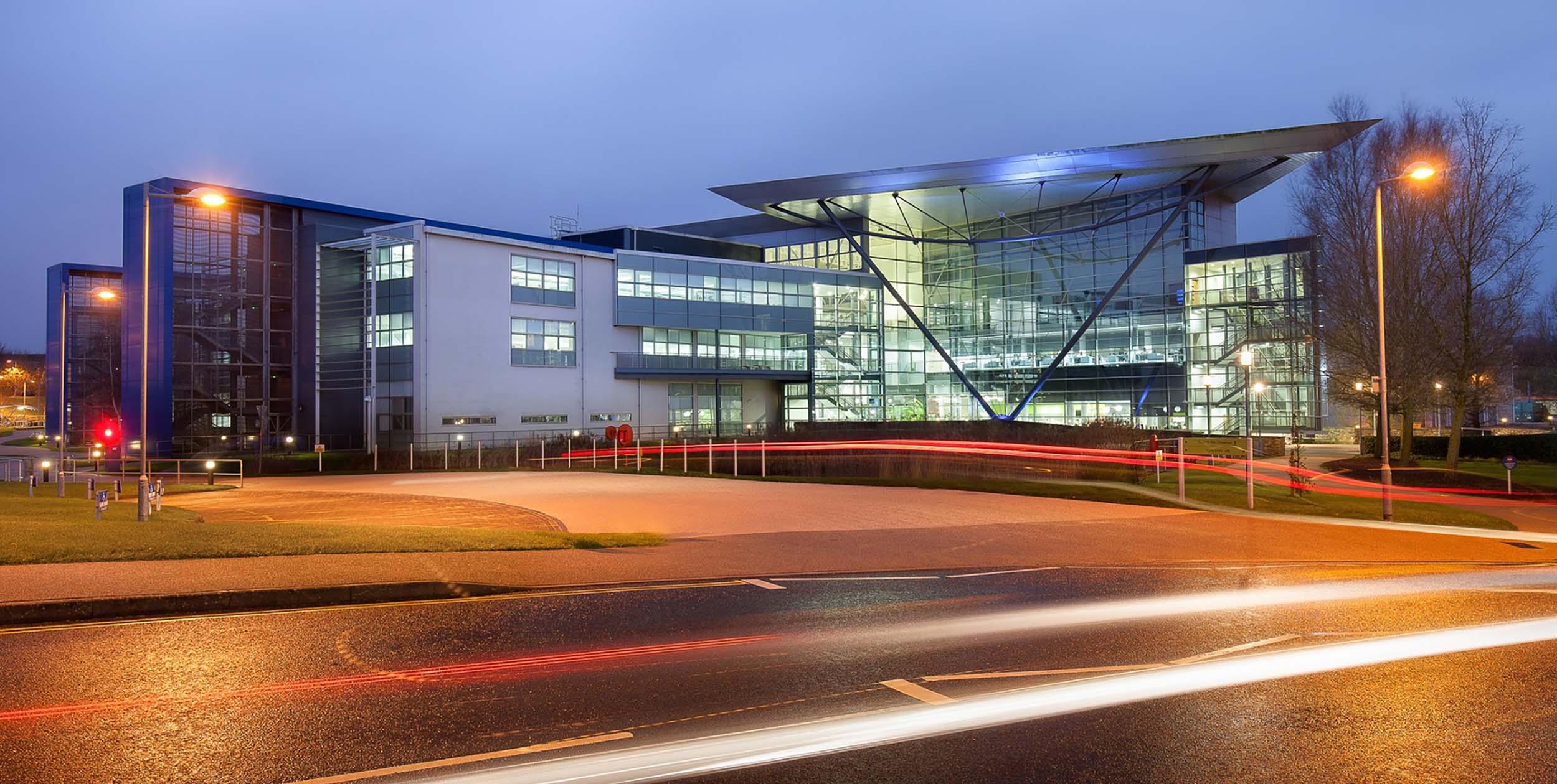 The Met Office in the UK