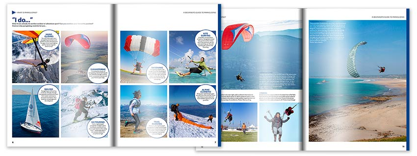 How to learn to fly a paraglider