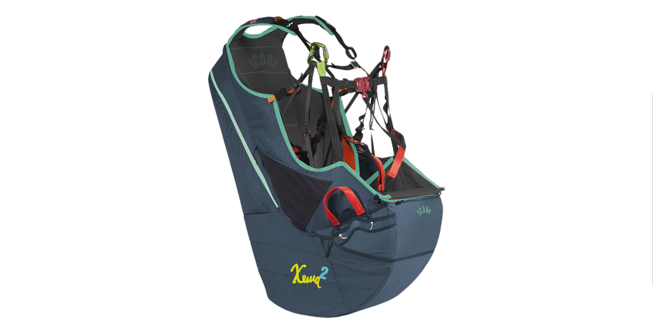 Icaro Xema 2 harness