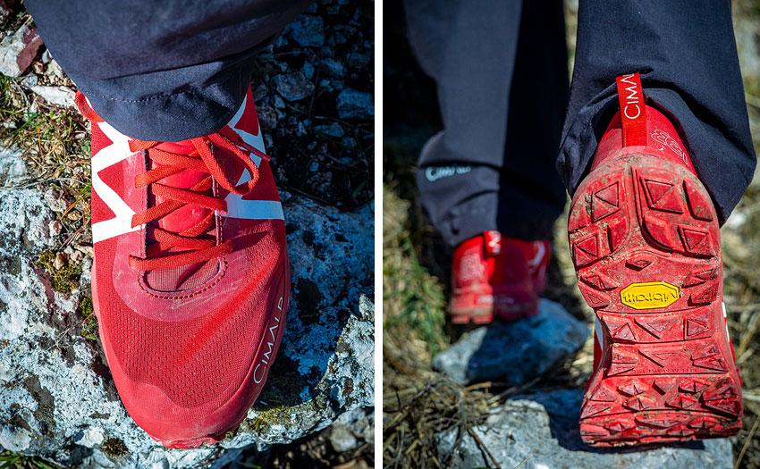 Cimalp trail shoes
