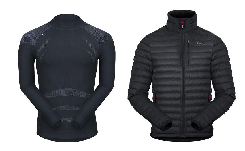 Cimalp technical clothing