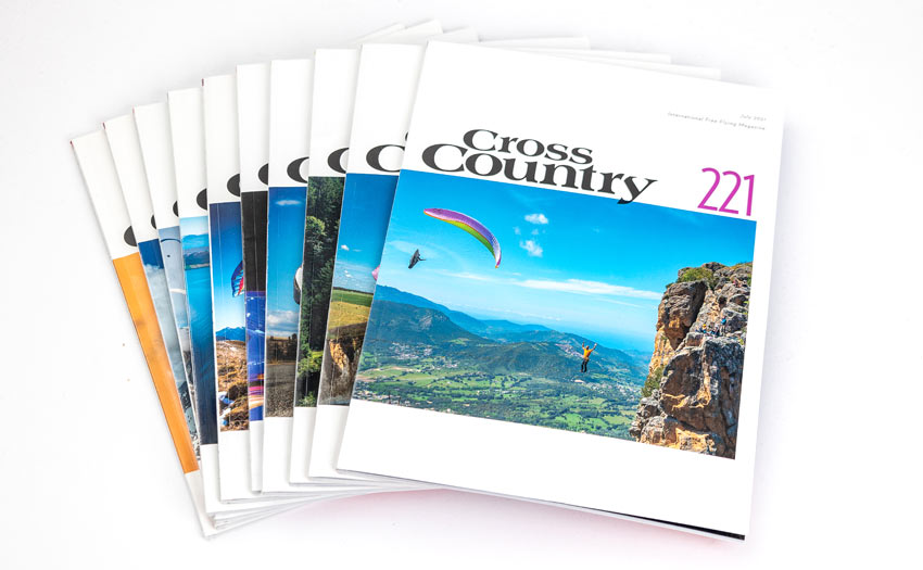 Cross Country Issue 221