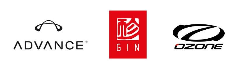 Manufacturer logos