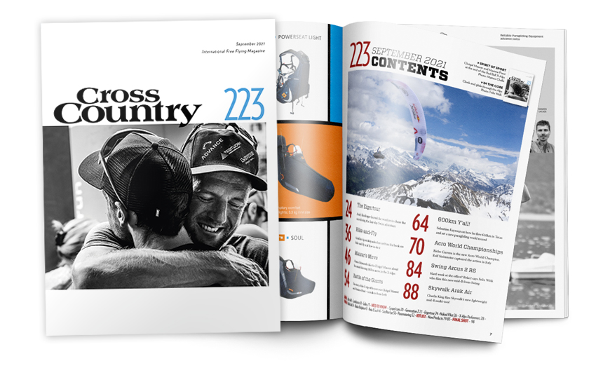 Cross Country issue 223
