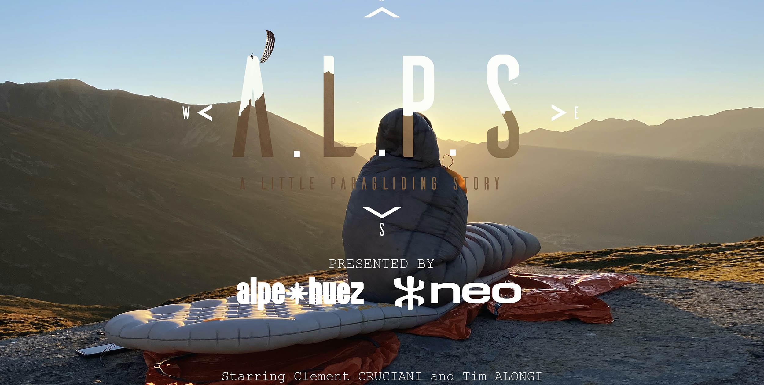 ALPS-vol-bivouac-film