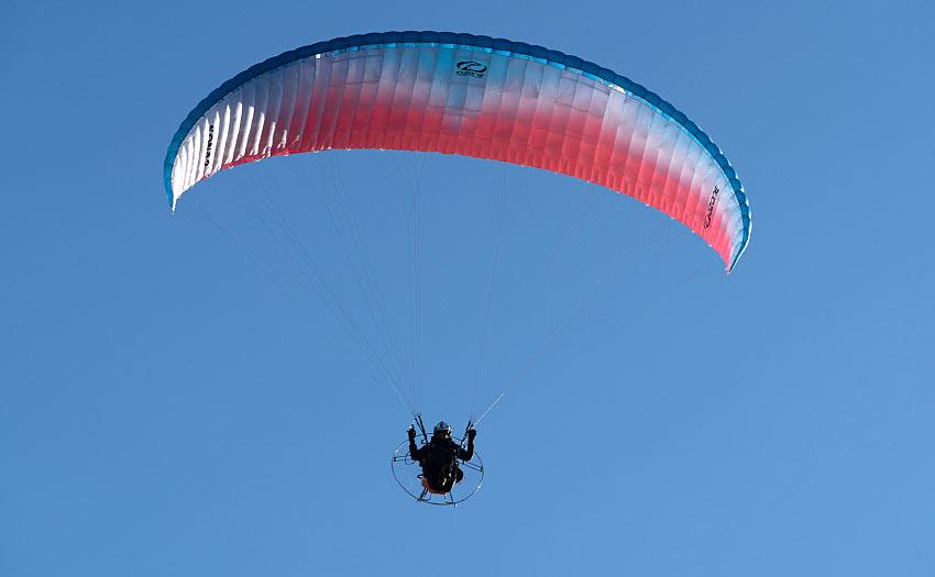 Ozone Kona 2 PPG wing