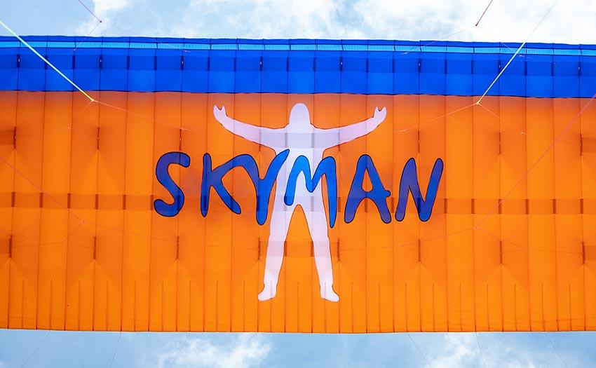 Skyman Crossalps 2