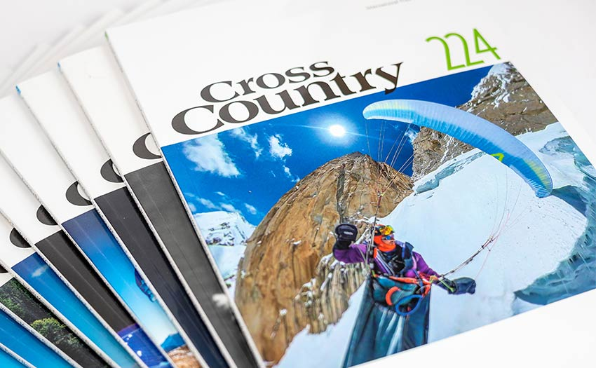 Cross Country Magazine 224 October 2021, Francois Ragolski