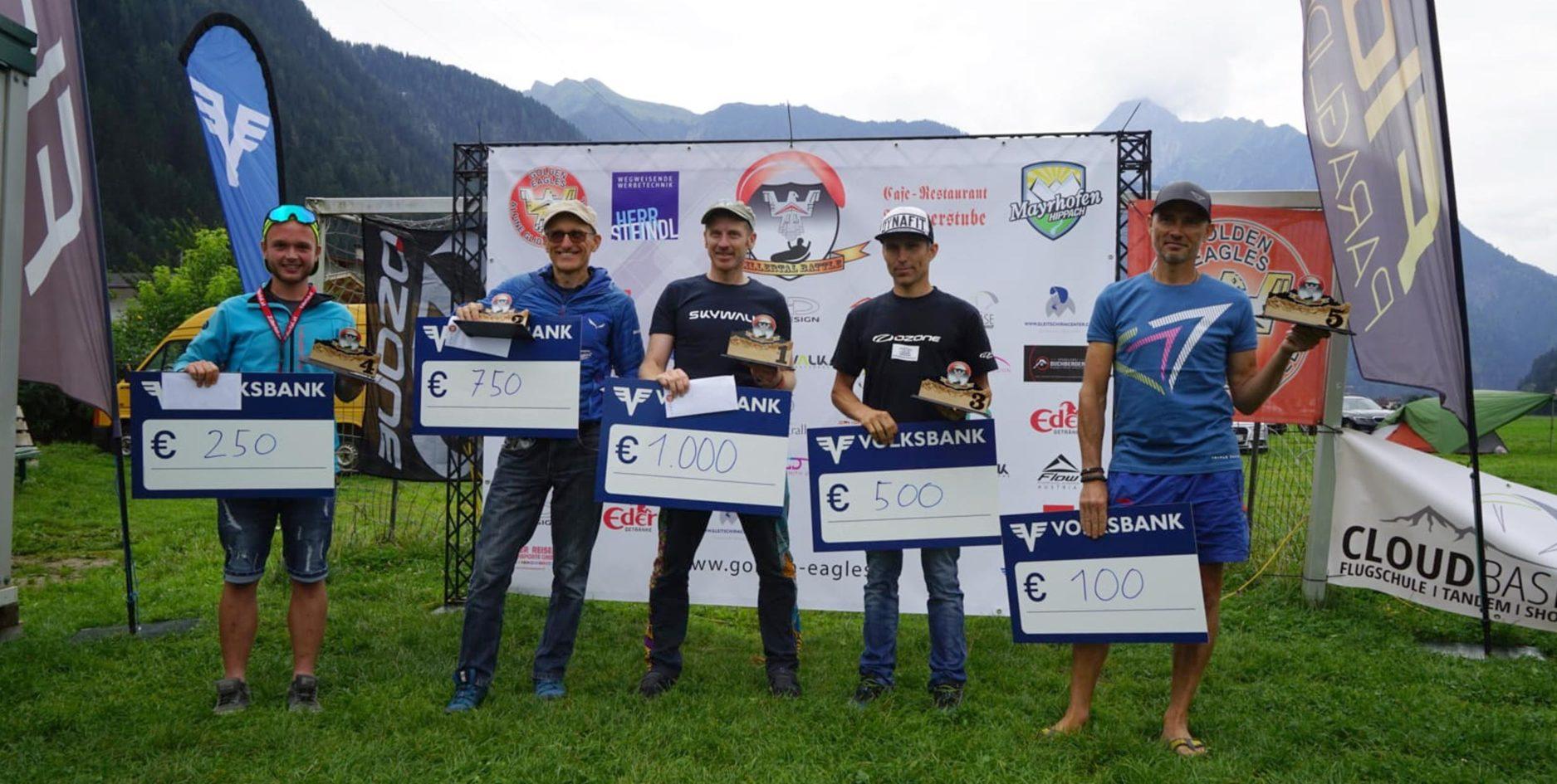 Zillertal Battle 2021 winners