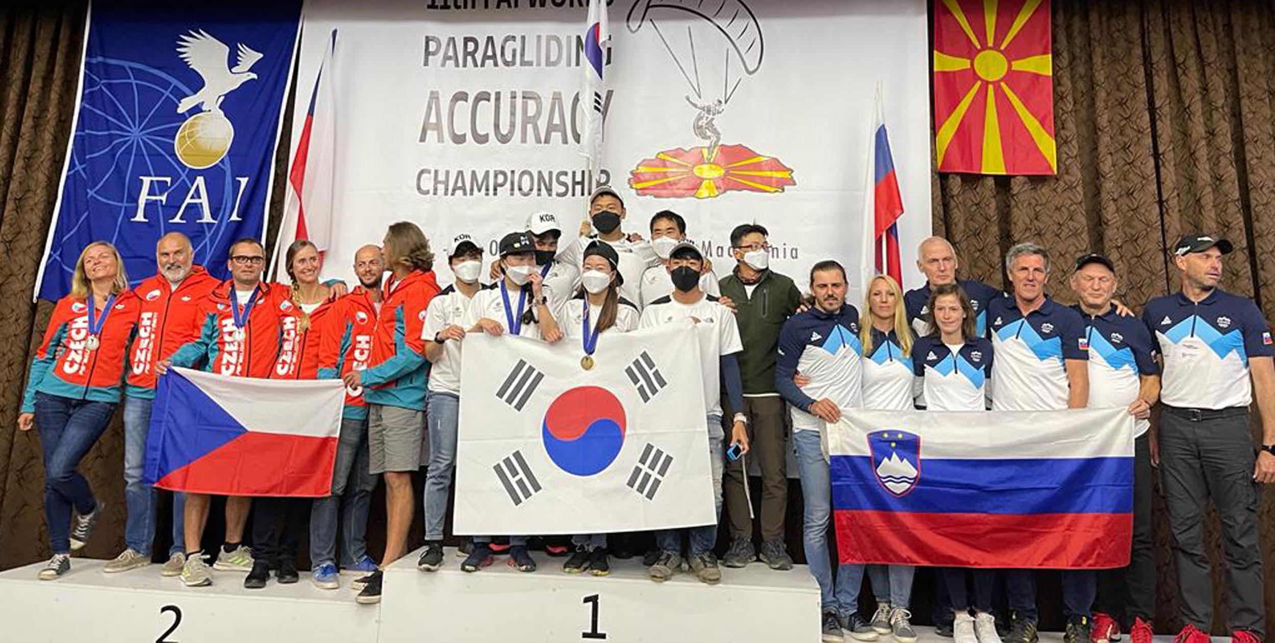 Accuracy World Championships 2021
